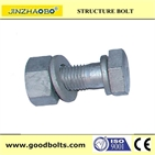 Heavy Hex Bolt for Steel Structure  F10T JIS B1186