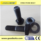 Structural bolt with large hex head  ASTM A325